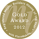 gold award 2012 stamp master builders