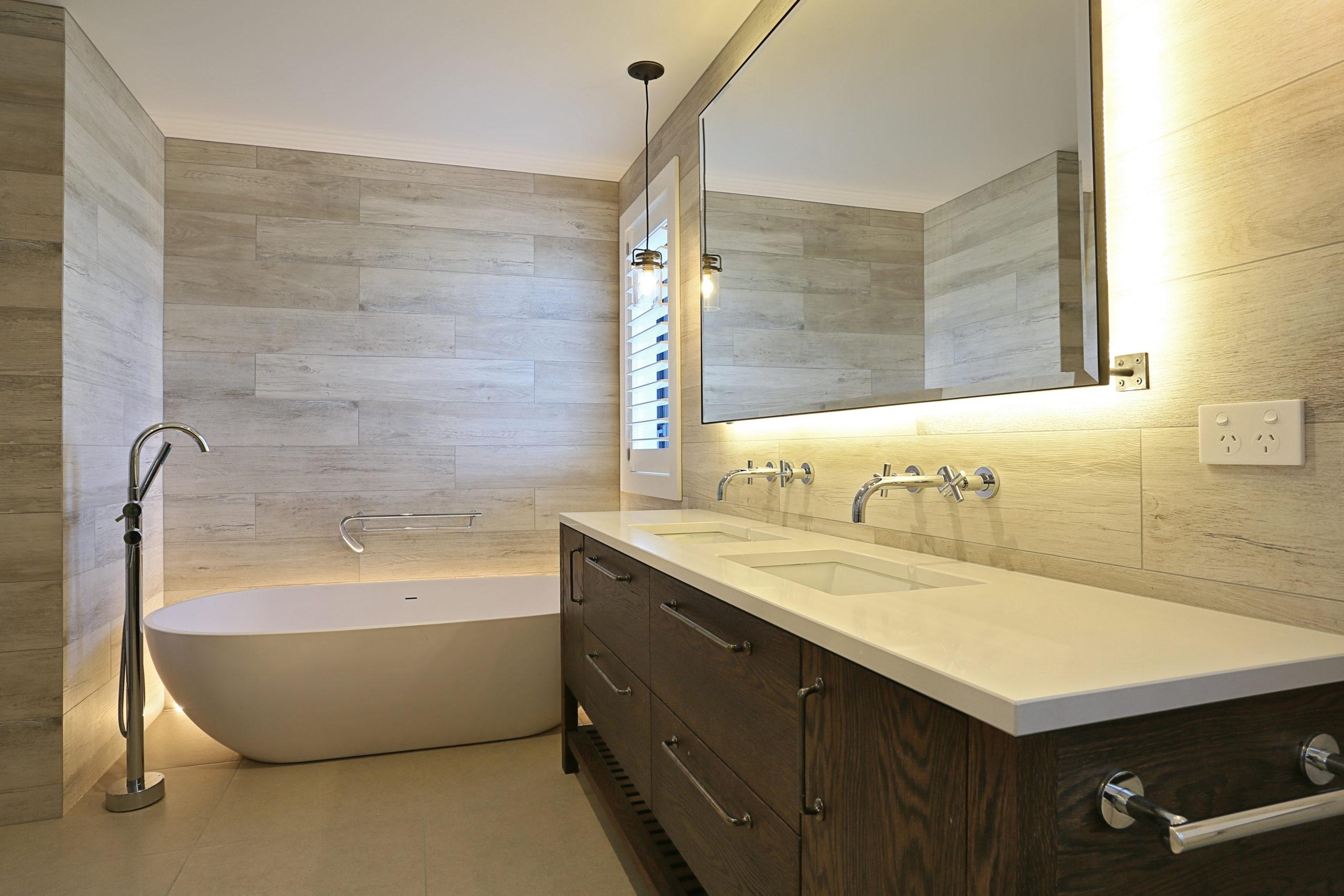 bathroom tiling double vanity bath1