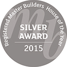 silver award 2015 master builder stamp
