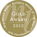gold award 2012 stamp master builders