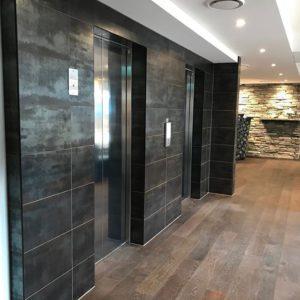 lift black tile