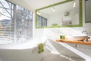 white green tile bathroom bath 2